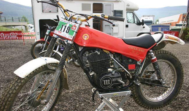 Montesa Cota 348 de Miquel Cirera 1976