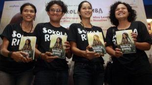 'Sokola Rimba' is the hardest project Miles & Riri Riza