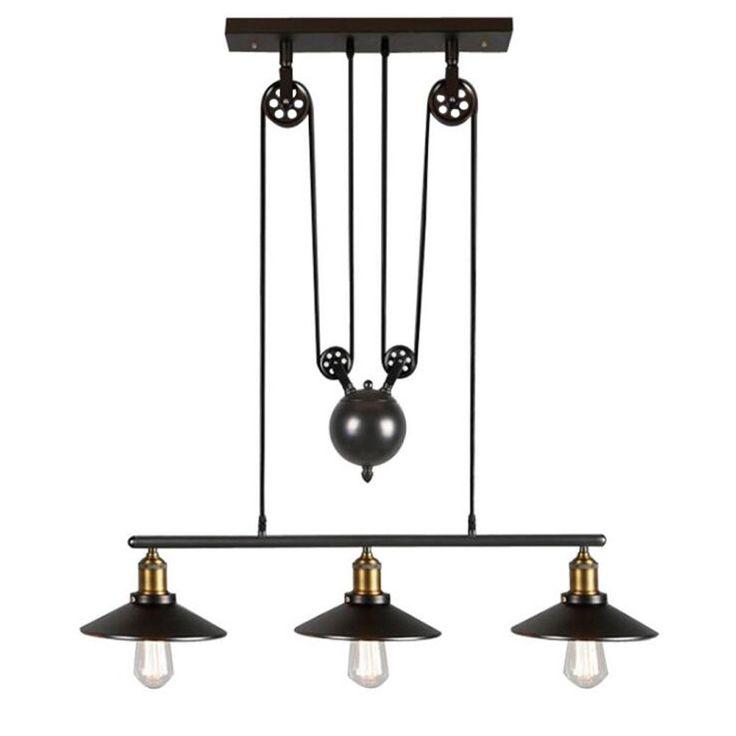 Best 25+ Industrial Pool Table Lights Ideas On Pinterest