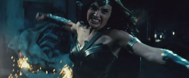 The Amazing Batman v Superman Trailer From SDCC 2015