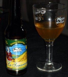 Une bière aux lentilles ? Ça se fait ça ? La réponse sur le blog !  http://www.bieresbretonnes.fr/la-sancerroise-a-la-lentille-verte-du-berry-56/
