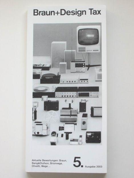 Braun catalogues | designers books