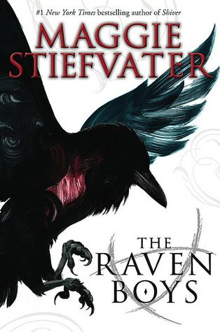The Raven Boys (The Raven Cycle #1) by Maggie Stiefvater | #YA |