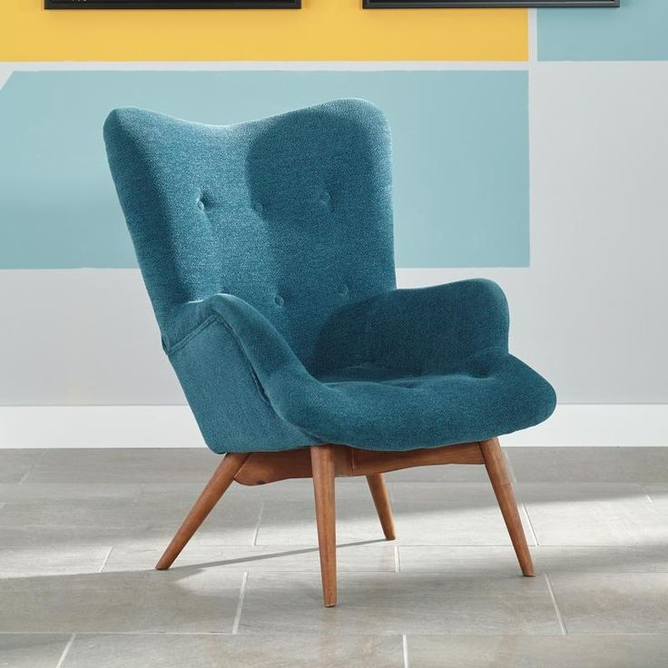 Fabric Accent Chair Pelsor by Benchcraft. #accentchair #midcentury #furniture