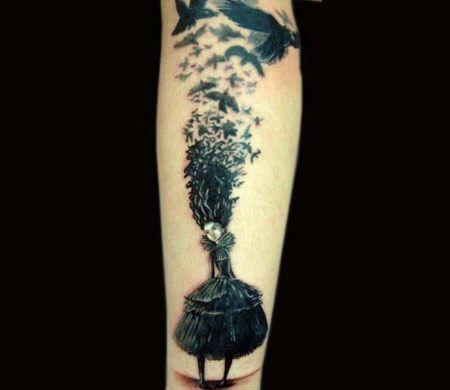 Top 10 Raven Tattoo Designs Ravens Tattoo Designs And Tattoo