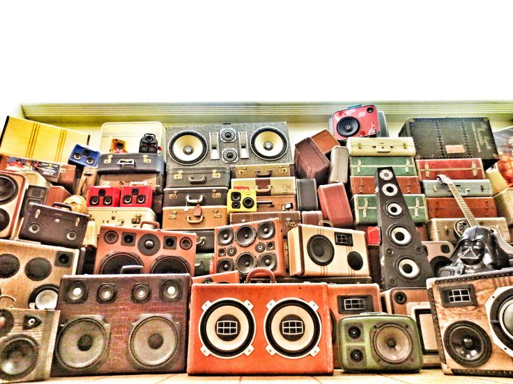 The BoomCase Factory | The BoomCase© - Wall of BoomCases