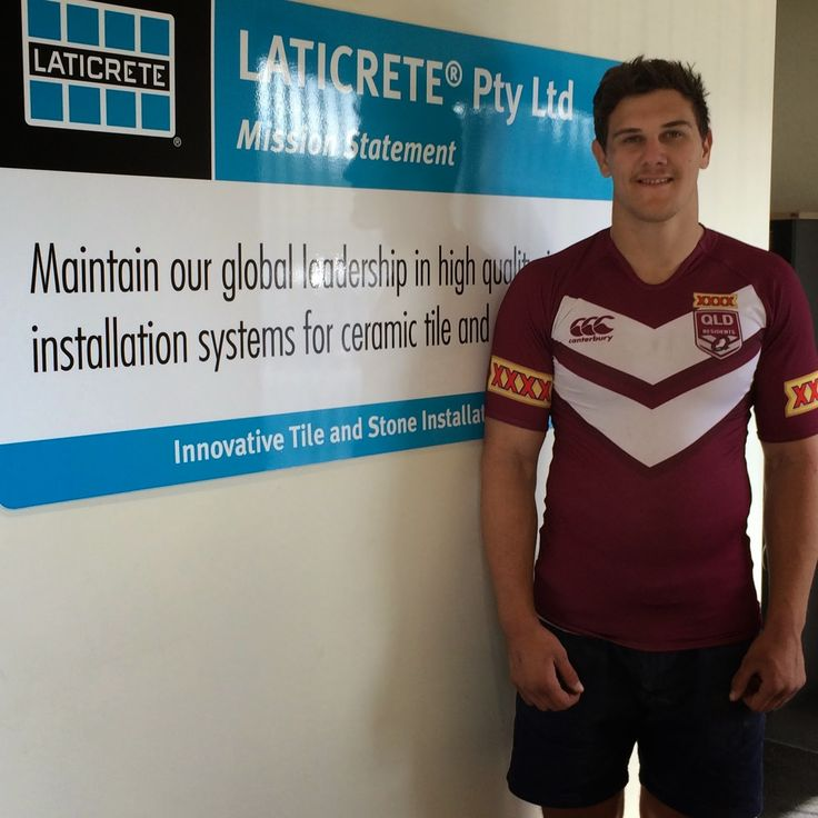 Laticrete Australia Conversations: Our Very Own Famous Rugby Player