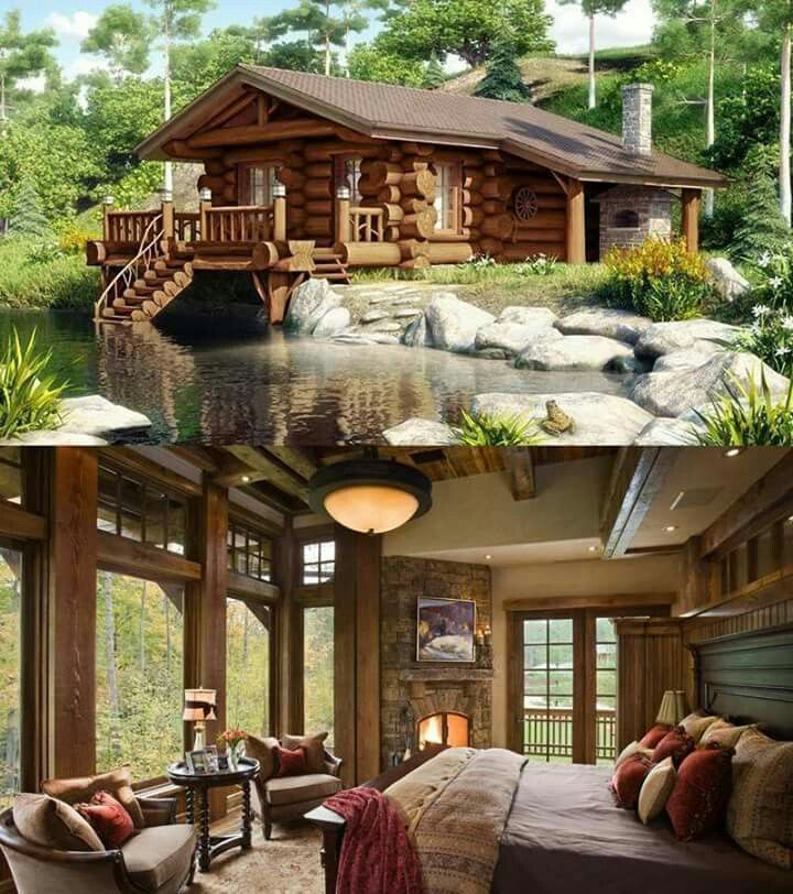 A Sweet little layout~ Love the landscaping & bedr…