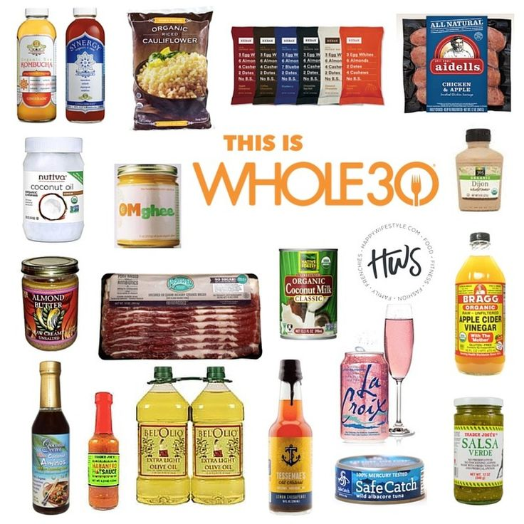 Whole30 Approved Products I Love! || Happy WifeStyle