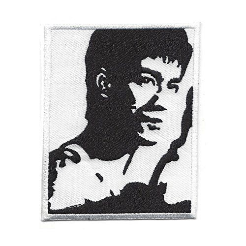 Bruce Lee Martial Arts Patch - http://www.exercisejoy.com/bruce-lee-martial-arts-patch/martial-arts/