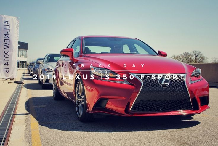 2014 Lexus IS 350 F Sport « Gear Patrol