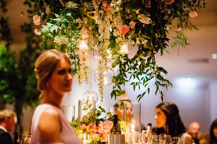 Royal Freshwater Bay Yacht Club | Hanging Floral