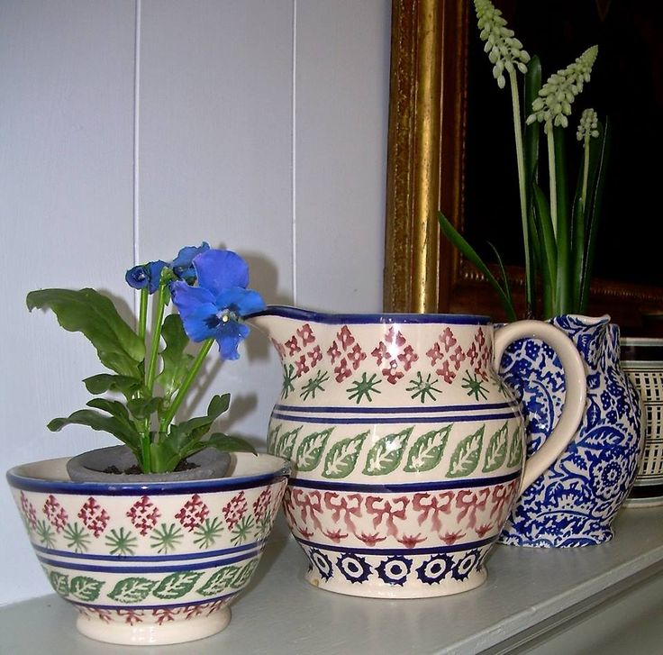 Early jug and basin!