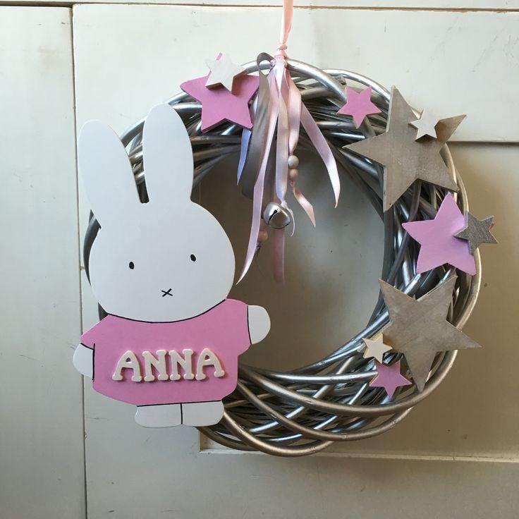 Geboortekrans konijntje