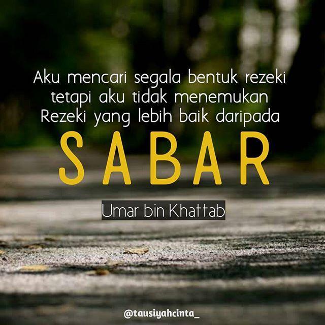 Sebaik baik rezeki yaitu Sabar   keep istiqomah   Follow @hijrahcinta_ Follow @hijrahcinta_ http://ift.tt/2f12zSN