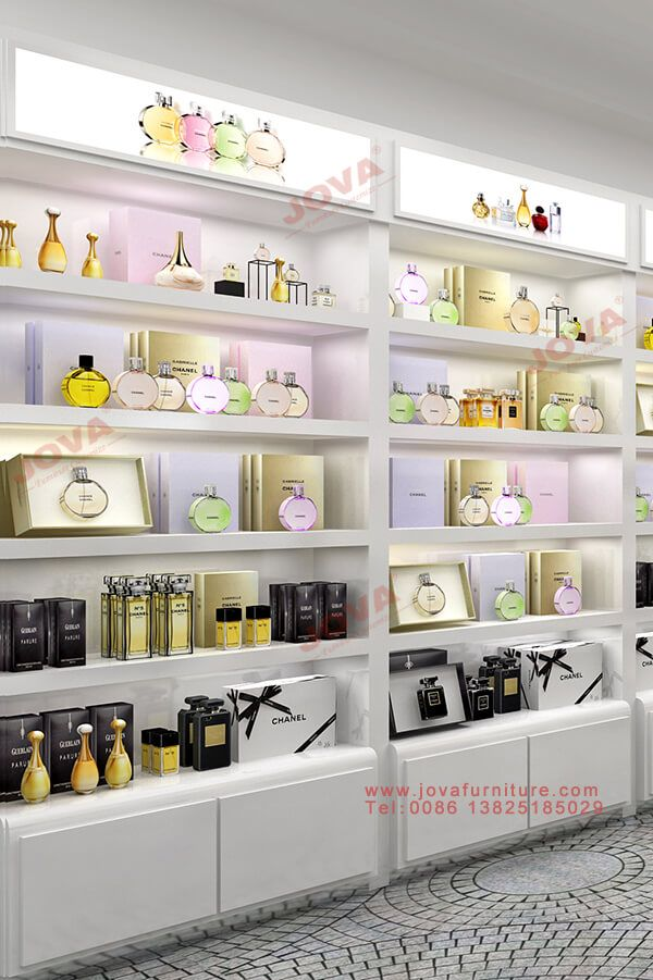 View Perfume Shelf Design Wallpapers