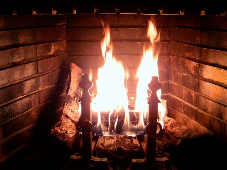 A Winter Prayer to the Fire