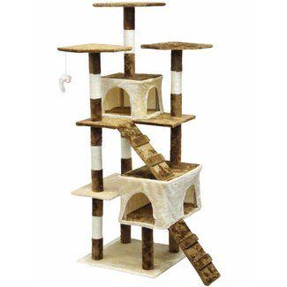 Homessity Light Weight Economical Cat Tree