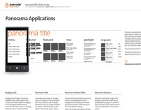 Avanade - Windows Phone Documents