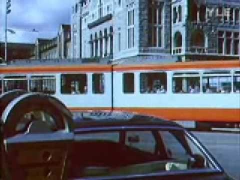 Päivä Helsingin liikenteessä 1974