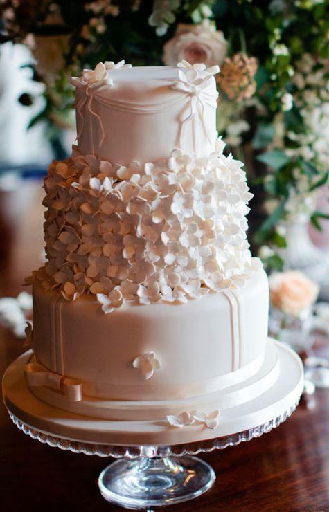 Wedding cake idea; Featured Photographer: Eddie Judd Photography, Featured Cake: Cakes by Krishanthi