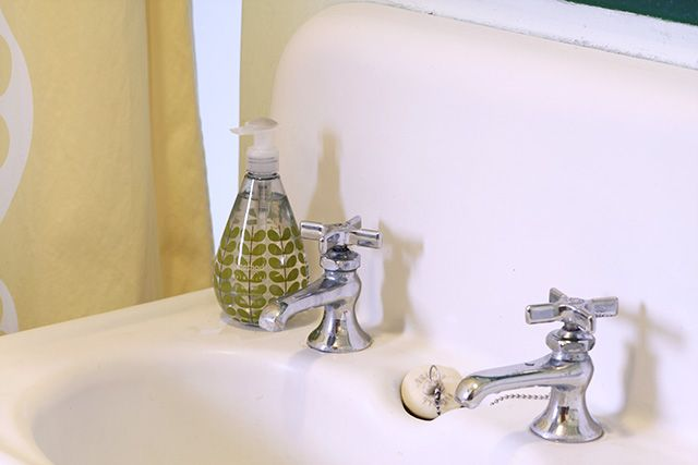 Orla Kiely for Method Hand Soap - this makes me happy.