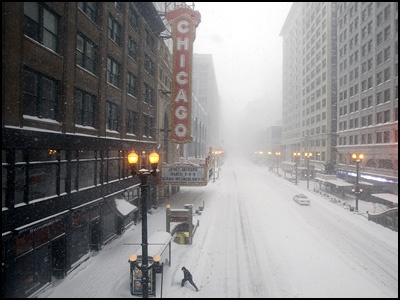 chicago snow storm - Bing Images