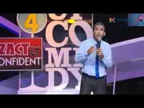 """Abdur: Di-""""folbek"""" Raditya Dika (SUCI4 Preshow1)"""