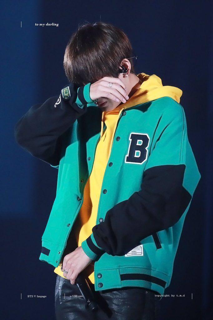 Não chora Tae (〒﹏〒) ♥