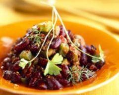 Chili con carne à la viande hachée - Une recette CuisineAZ