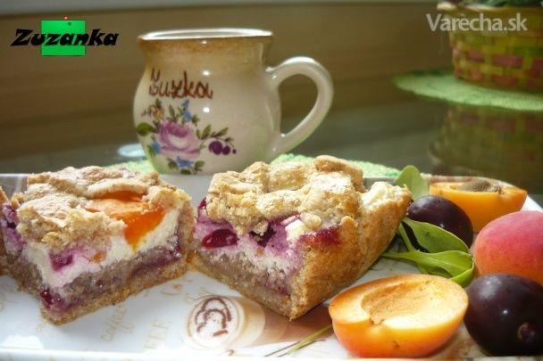 Krížalky od Tatranky s ovocím (fotorecept) - Recept