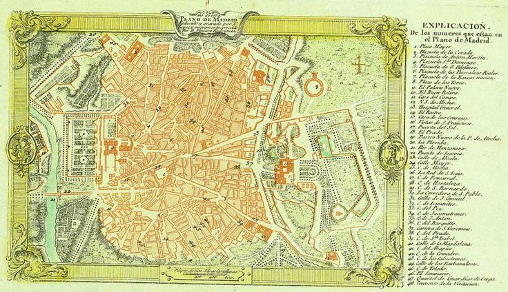 Demografía. Estructura Urbana de Madrid | Guia de Madrid | Guias Urbanas