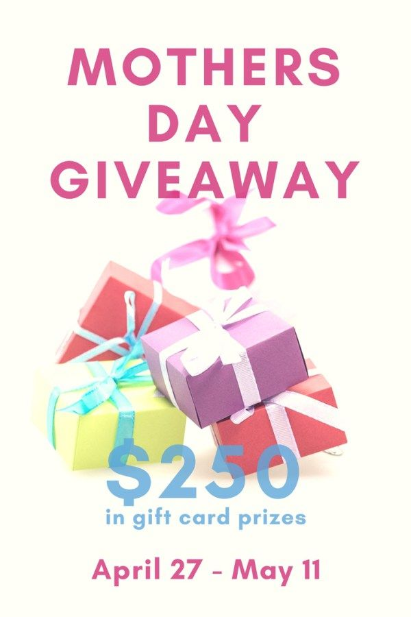 Mother S Day Giveaway With Images Mother S Day Gift Card Gift Card Giveaway Giveaway