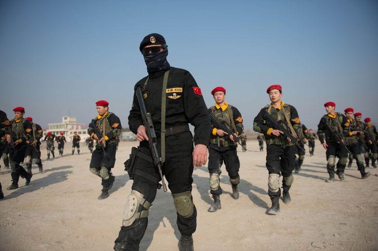 Crescimento da indústria de guarda-costas na China é um sinal de tempos de turbulência | #Equidade, #EstadoDeDireito, #Guardacostas, #Ilegalidade, #Impunidade, #Justiça, #PartidoComunistaChinês, #Segurança, #WeiJingsheng