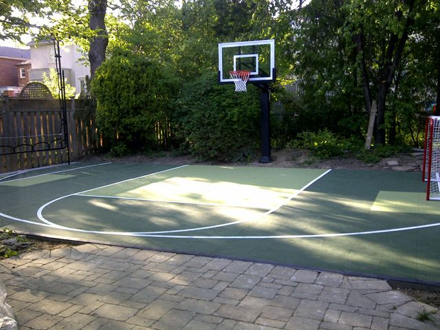 28 Best Sport Court Backyard Images On Pinterest