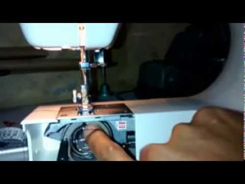 DIY: ELGIN JX4000 ajustando pontos soltos - YouTube