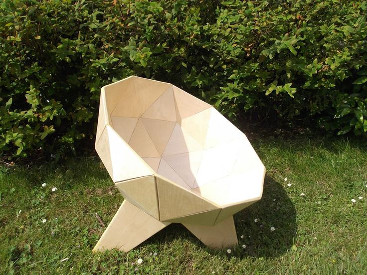 Geodesic Dome Chair More