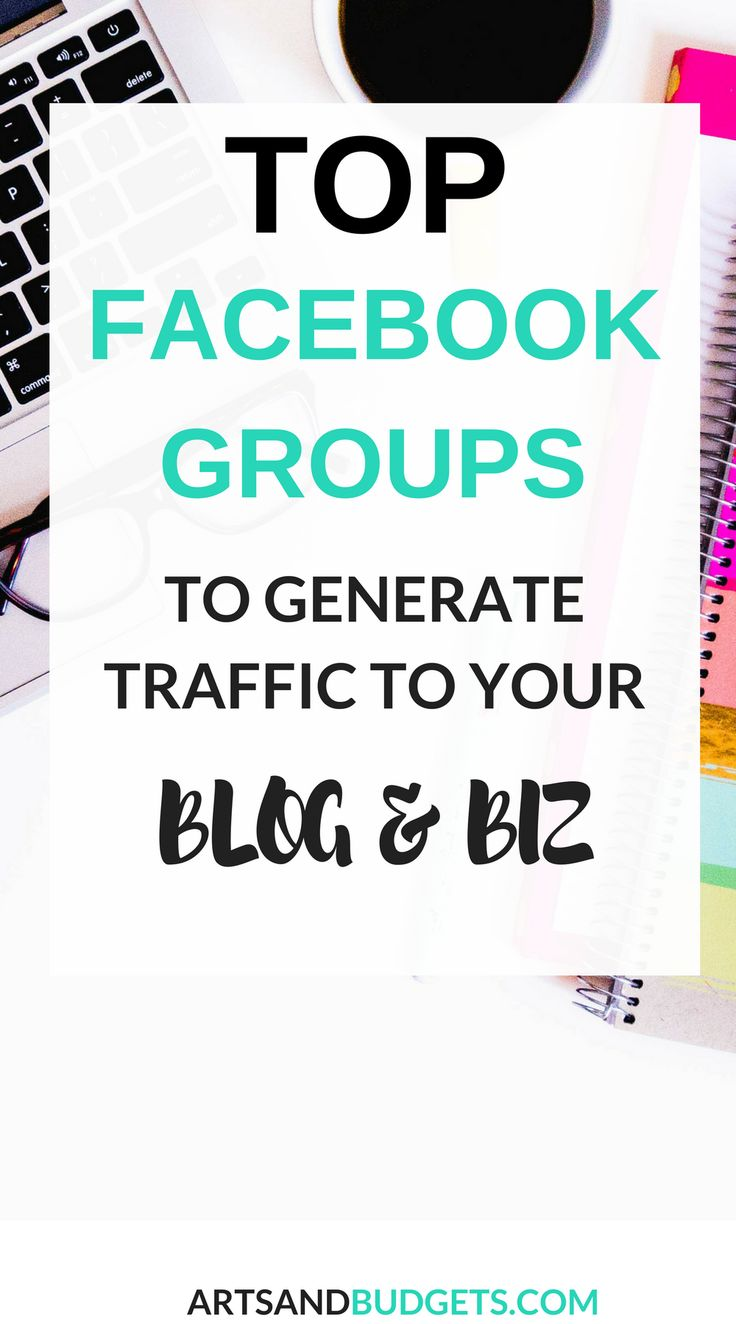 238 best facebook marketing images on pinterest facebook top facebook groups to generate traffic to your blog biz how to grow your malvernweather Choice Image