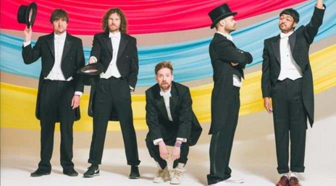 Kaiser Chiefs first venture outside of rock is hit and miss...