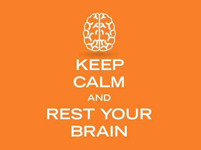 Get 'Brain Rest' After a Concussion