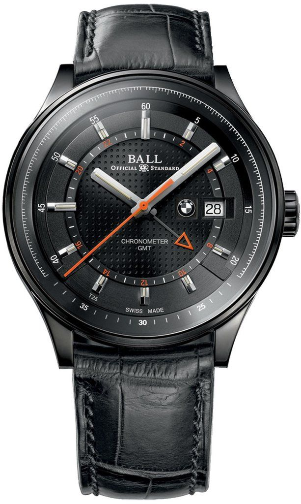Ball Watch Company For BMW GMT DLC #bezel-fixed #bracelet-strap-crocodile #brand-ball-watch-company #case-depth-12-64mm #case-material-black-pvd #case-width-42mm #cosc-yes #date-yes #delivery-timescale-7-14-days #dial-colour-black #gender-mens #gmt-yes #luxury #movement-automatic #official-stockist-for-ball-watch-company-watches #packaging-ball-watch-company-watch-packaging #subcat-ball-for-bmw #subcat-ball-gmt #supplier-model-no-gm3010c-l1cfj-bk…