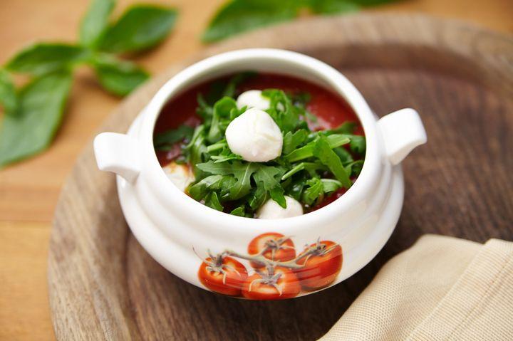 Гаспачо: необычный рецепт - пошаговый рецепт с фото - гаспачо: необычный рецепт - как готовить: ингредиенты, состав, время приготовления - Л...