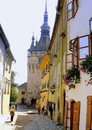 Transylvania Sighisoara  Romania