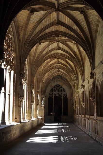 Monasterio de Santa María la Real. Nájera (La Rioja)   Spain
