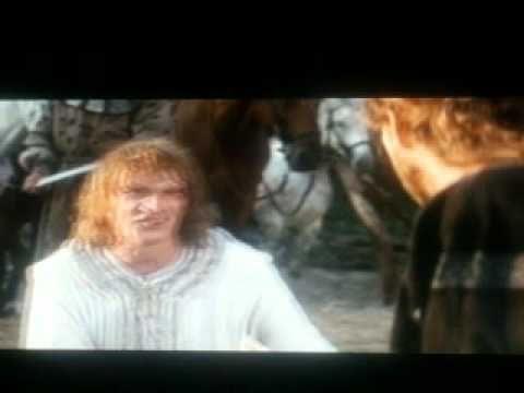 DragonHeart Movie scene Bowen fight. 2:57-3:01. That roar!!
