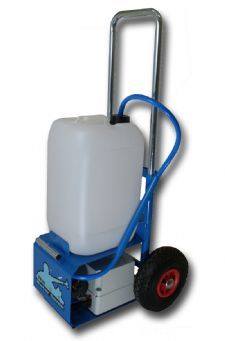 Water Genie Window Cleaning Trolley For Water Fed Pole.