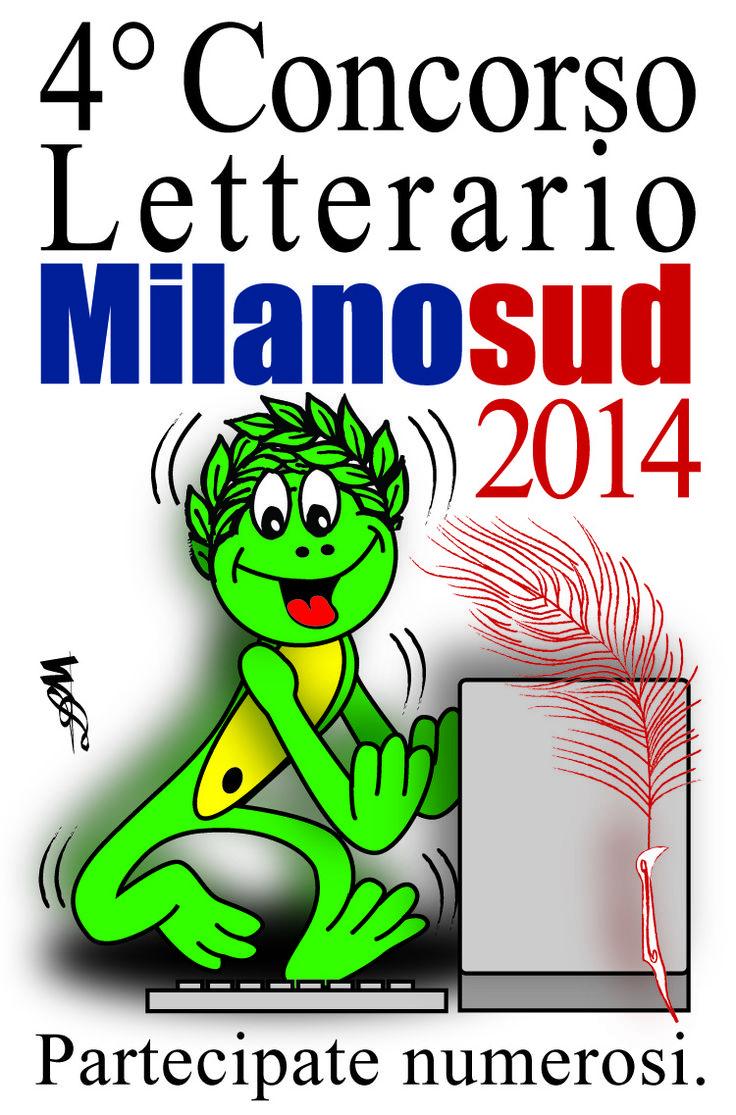IV Concorso letterario: le premiazioni il 24 ottobre 2014, ore 18 Biblioteca Chiesa Rossa, via S. Domenico Savio, Milano