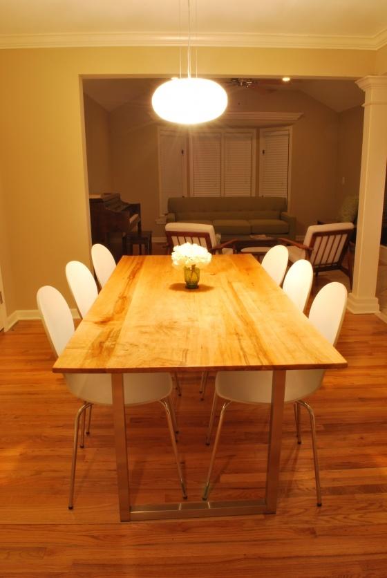 68 besten renovierung 2014 esszimmer bilder auf pinterest esstische bunte st hle und diner tisch. Black Bedroom Furniture Sets. Home Design Ideas