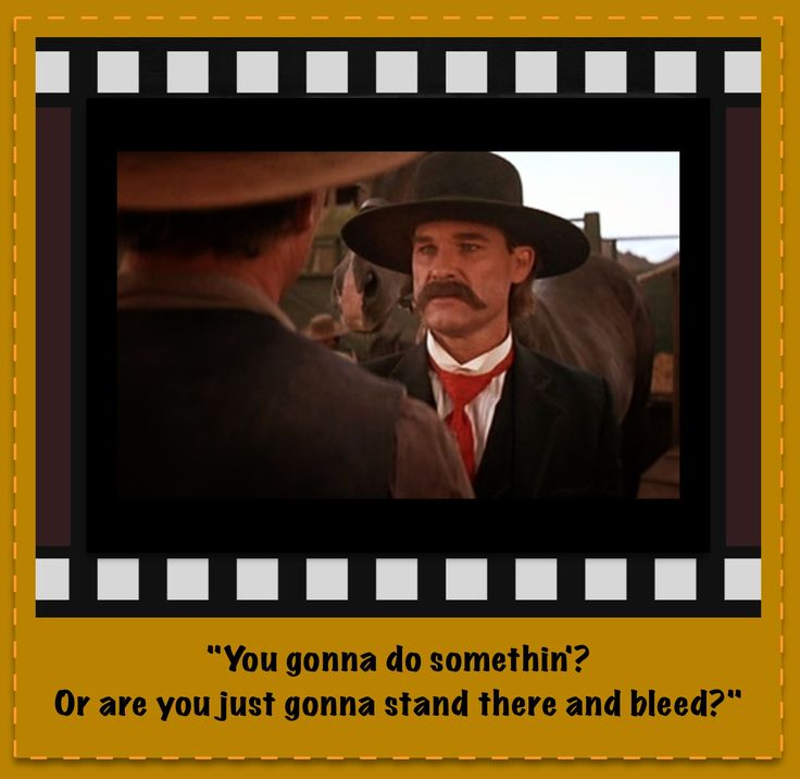 in the movie tombstone friendship comes Friendship and loyalty are what count,  who comes off as particularly amateurish in leading roles in cheap  tombstone vista series rates: movie: good.