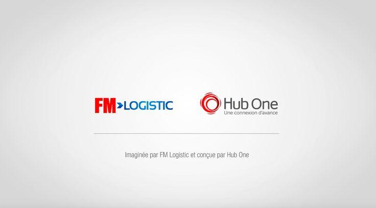 FM LOGISTIC et HUB ONE ont fait appel à La Comm' Nouvelle pour la réalisation d'une vidéo en motion design, présentant un nouveau concept innovant dans le secteur de la logistique